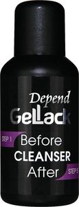 ČISTILO DEPEND ZA GEL LAK 35ml                 GAPS