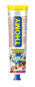Majoneza Thomy Top 2, s ketchupom, 190g