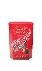 Kroglice čokoladne, mlečne Lindor, 200g