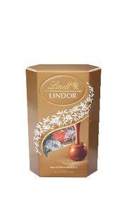 Kroglice Lindor, čokoladne mlečne, mešane, 200g