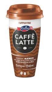 Napitek Emmi, mlečni, cappuccino, 230 ml