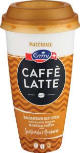 Napitek Emmi, mlečni, Macchiato, 230 ml