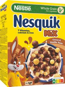 Žitarice Nesquik duo, žitne kroglice, 325 g