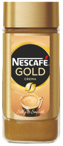 Kava Nescafe Gold crema, 200g
