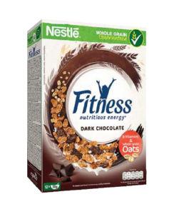 Žitarice Fitness, temna čokolada, 375 g