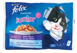 Felix Junior, za mačke, 4x100g