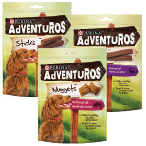 Poslastica Adventuros, bizon, 120g