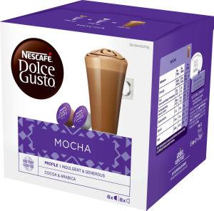 Kava Nescafe Dolce gusto, Chococino, 256g