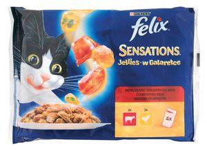Felix Sensations, meso, 4x100g