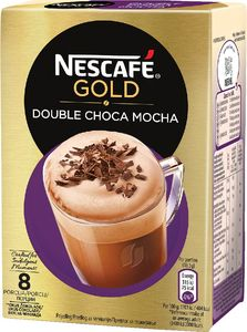 Cappuccino Nescafe double chocolate, 148g