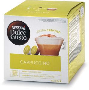 Kava Nescafe Dolce gusto, Cappuccino, 186,4g