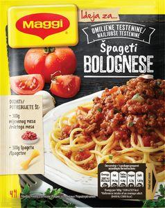 Mešanica začimb, špageti bolognese, 50g