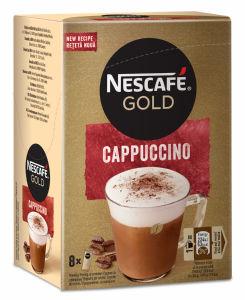 Cappuccino Nescafe Gold Sweet, 112g