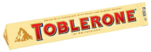 Čokolada mlečna Tablerone, 100g