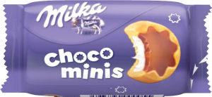 Keksi Milka, chocominis, 37,5g