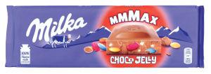 Čokolada mlečna Milka, Jelly Beans, 250g