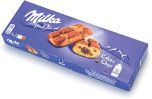 Biskvit Milka, cake&choko, 175 g