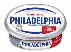Namaz Philadelphia natur, 300 g
