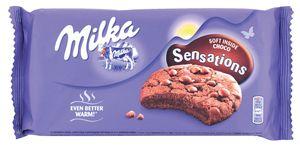 Keksi Milka, sensation, soft inside, 156g