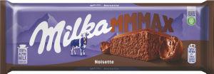 Čokolada mlečna Milka Noisette, 270g