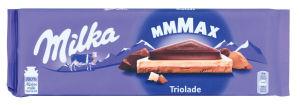 Čokolada mlečna Milka Triolada, 280g