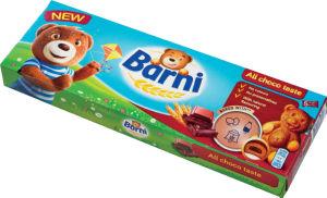 Biskvit Barni, z več čokolade, 150 g