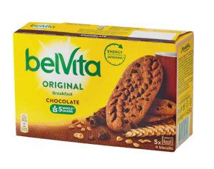 Piškoti Belvita s čokolado, 225g