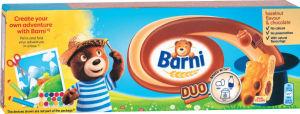 Biskvit Barni, čokolada in lešniki, 150g
