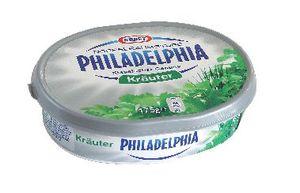 Namaz Philadelphia, z zelišči, 175g