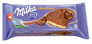 Keksi Milka, Choco mouse, 128g
