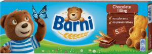 Biskvit Barni, čokolada, 150g