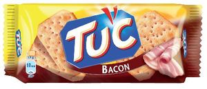 Krekerji Tuc, bacon, 100g