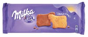 Keksi Milka, choco cow, 120g