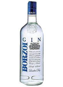 Gin Borzoi, alk.37,5 vol%, 0,7l