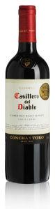Vino Casillero Cabernet, alk.13,5 vol%, 0,75l