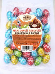 Čokoladna jajčka, Primevoglie, 450g