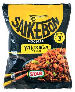 Rezanci instant Yakisoba, piščanec, 93g