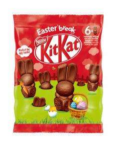 Čokolada ml. Kit pouch, 66 g