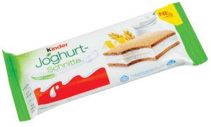 Biskvit Joghurt schnitte z jogurtovo kremo, 28g