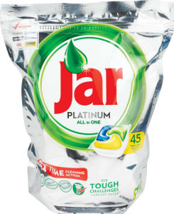 Kapsule Jar Platinum, 45/1