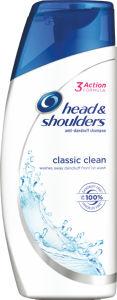 Šampon H&S classic clean, 90ml