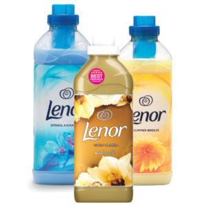 Mehčalec Lenor, Spring awakening, 31/930ml