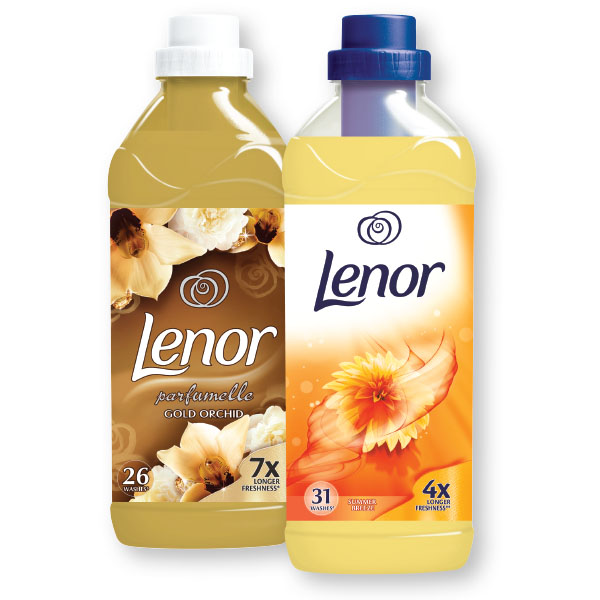 Mehčalec Lenor, Summer breeze, 31/930ml