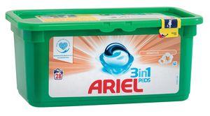Ariel Sensitive, kapsule, 28/1