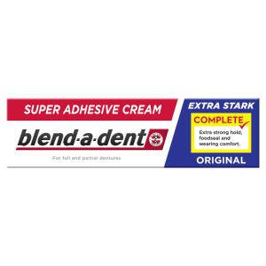 Krema blend a dent za pritrditev zobne proteze, Regular, 47 g