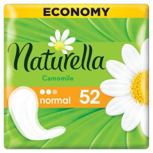 Higienski dnevni vložki Naturella, Normal, Kamilica, 52/1