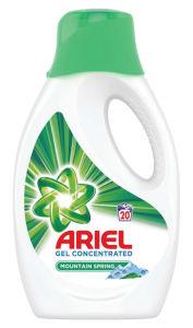 Pralni prašek Ariel MS, tek., 20pranj, 1,1l