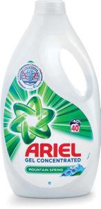 Pralni prašek Ariel MS, tek., 40pranj, 2,2l