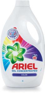 Pralni prašek Ariel Color, tek., 40pranj, 2,2l