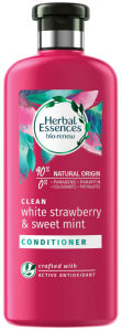 Balzam Herbal Esssences, White strawberry&Sweet mint, 360ml